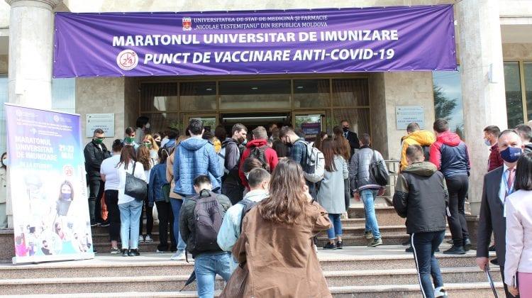 Pfizer pentru toți moldovenii la Chișinău! Serul anti-COVID va fi disponibil doar două zile