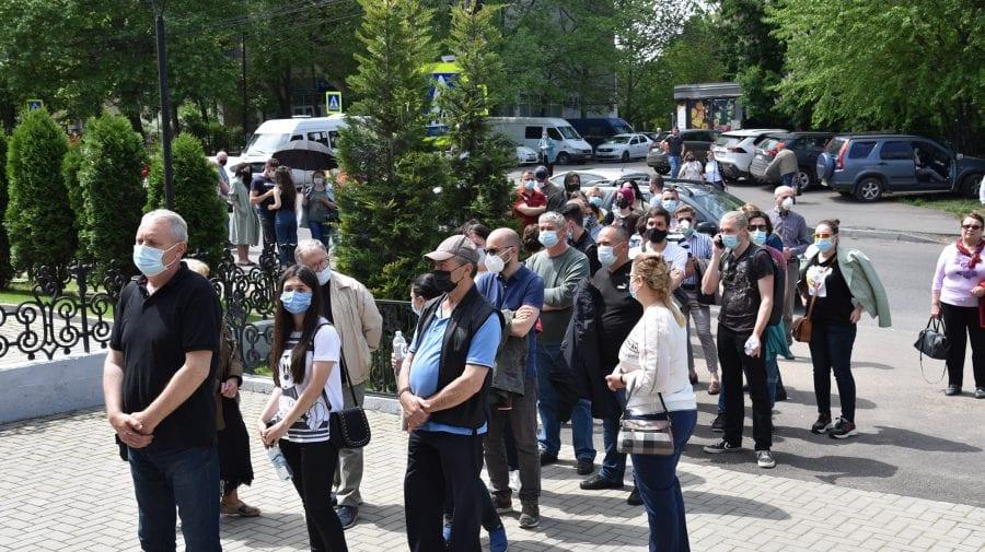 Peste 4 000 în trei zile! Pentru ce ser anti-COVID au optat majoritatea moldovenilor la maratonul organizat de USMF