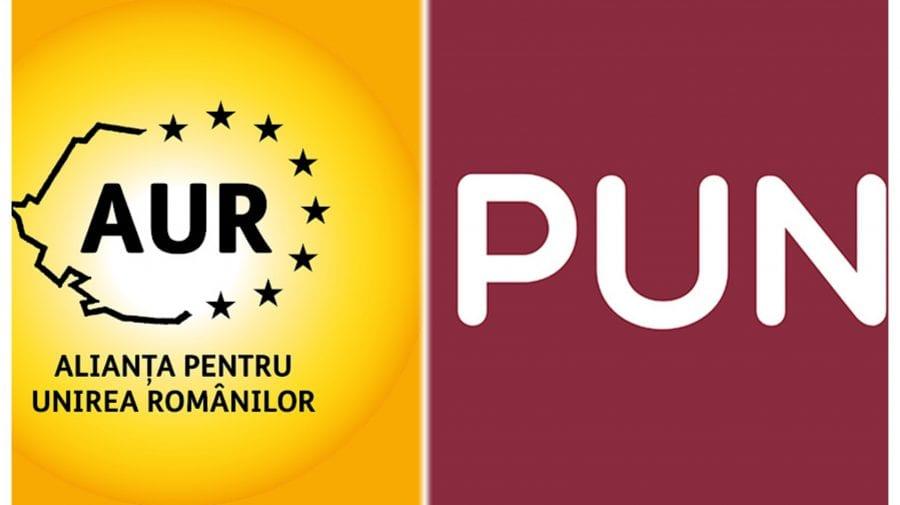 AUR cedează în fața PUN. Gata să facă un bloc electoral pentru alegerile parlamentare din vară