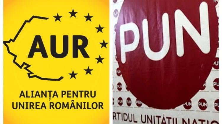 AUR oferă locurile de frunte în listă celor din PUN, doar ca să accepte ca la parlamentare să se unească