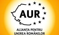 """(VIDEO) """"AUR-ul românesc"""" va participa la alegerile parlamentare anticipate. Mesajul lui Simion și Bilețchi"""