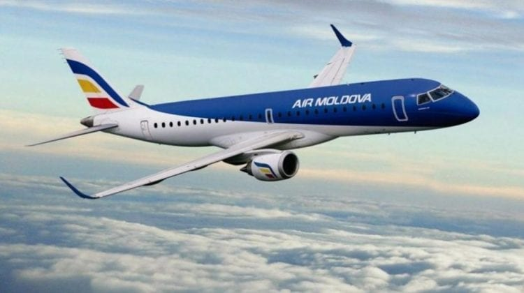 Vântul puternic a produs un incident la o aeronavă Air Moldova la aterizare. ACC a suspendat certificatul de zbor