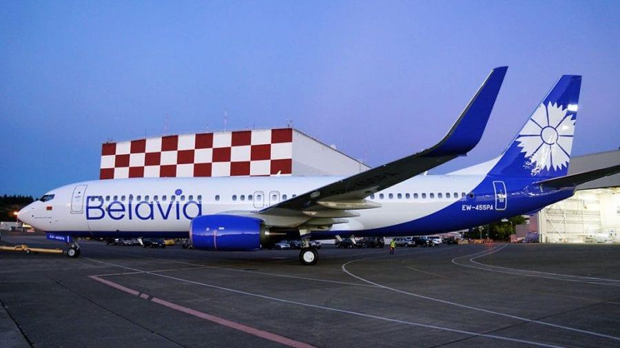Compania aeriană belarusă Belavia a anulat toate zborurile către Estonia