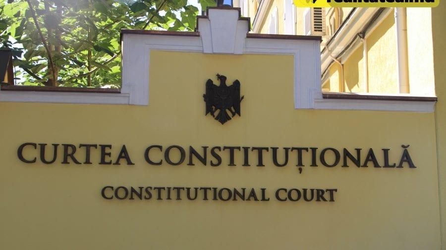 (DOC) Cu o singură ofertă, Curtea Constituțională va achiziționa un automobil nou pentru instituție