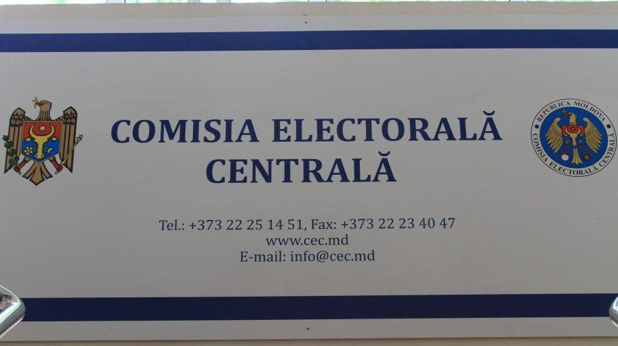 De când pot depune partidele documentele pentru înregistrarea candidaților la scrutin?! CEC a stabilit data și locul