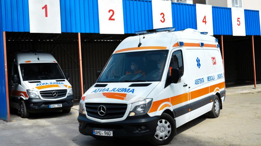 În ultima săptămână, peste 13 mii de cetățeni au solicitat ambulanța. Motivele