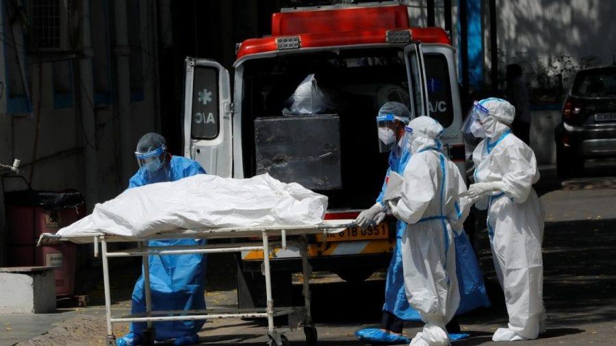 Specialist despre mortalitatea înregistrată în regiunile Ucrainei : Oamenii mor fără a efectua testul COVID-19