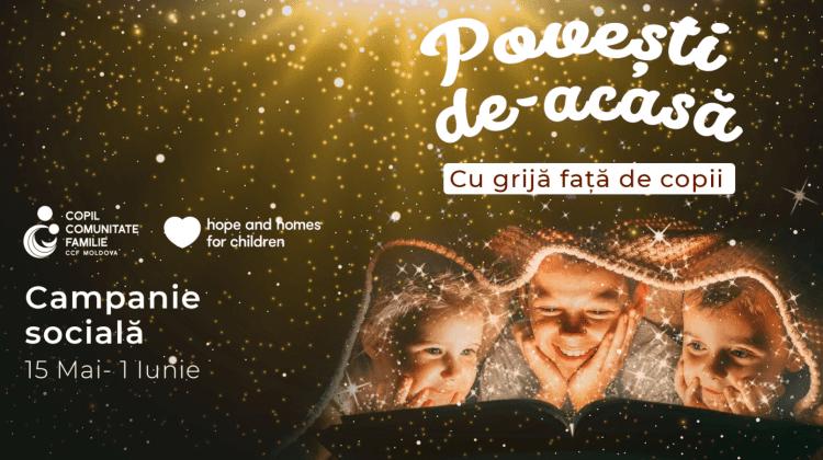 """Campania """"Cu grija față de copii"""" ia amploare. Cea de-a doua ediție va fi lansată de Ziua Familiei"""