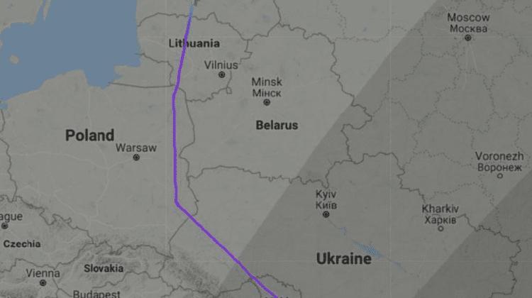 Consecințe grave pentru Belarus după aterizarea forțată a avionului Ryanair la Minsk! Franța analizează un blocaj total