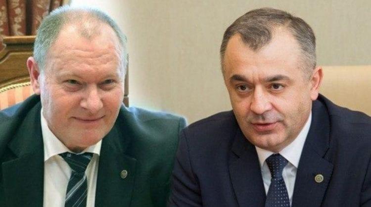 Două mesaje, de 9 Mai. Ce spune actualul premier interimar, Ciocoi, și fostul – Chicu