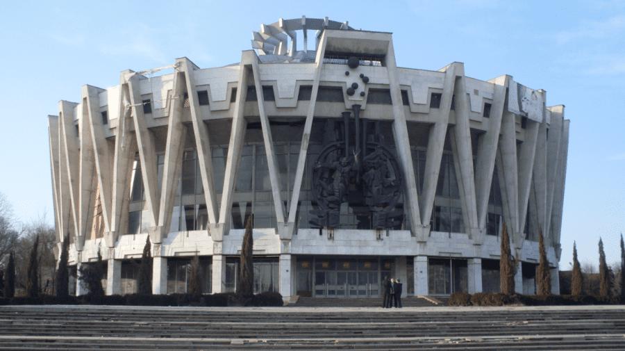 Circa nouă milioane de lei pentru reparația clădirii Circului din Capitală. La ce etapă sunt lucrările