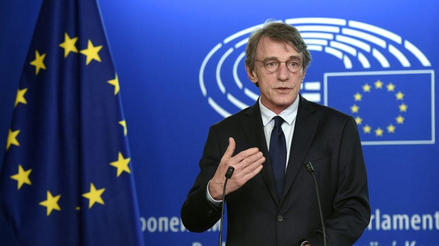 Președintele Parlamentului European: Trebuie să înăsprim sancțiunile împotriva oficialilor ruși