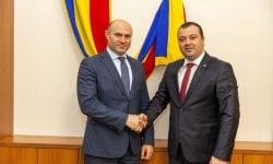 Federația Moldovenească de Fotbal va intensifica relațiile de cooperare cu MAI
