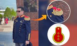 Ex-ministru al Apărării: Gradele militare de pe uniforma purtată de Gațcan sunt afișate ca la separatiști și ruși