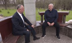 (VIDEO) Dodon îl laudă pe Lukașenko că a reprimat protestele din Belarus după alegerile din toamna anului 2020