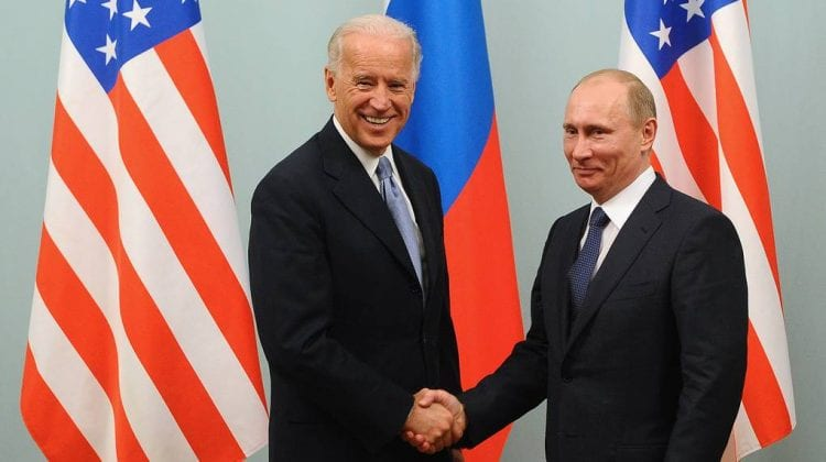Presa rusă: Putin și Biden ar urma să se vadă în Elveția în luna iunie