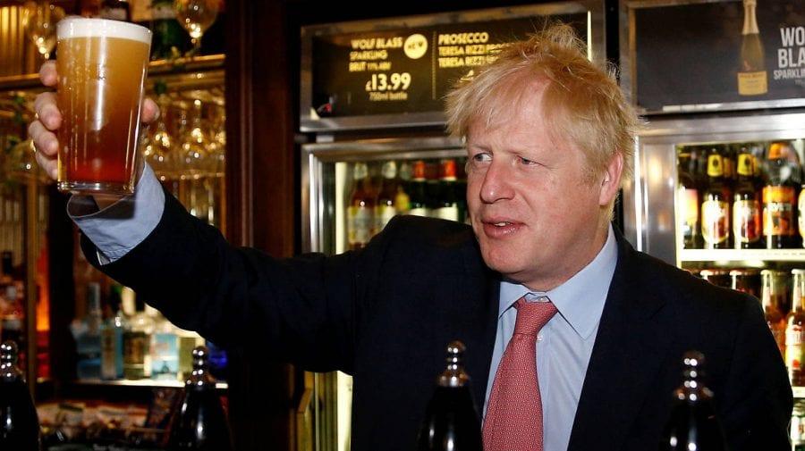 Marea Britanie rămâne fără bere la mai puțin de o lună de la ieșirea din lockdown