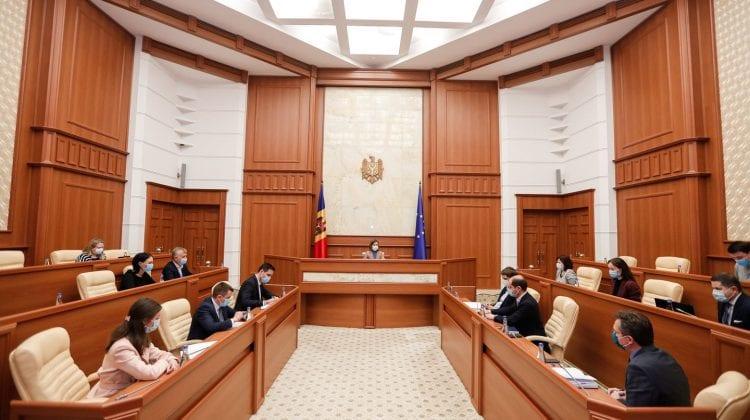 Ședință la Președinție: Soluționarea problemei dependenței de energie electrică dintr-o singură sursă