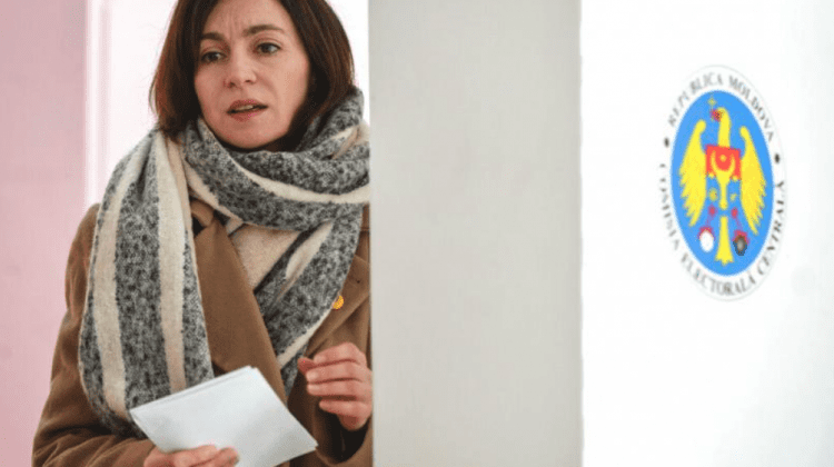EURONEWS: Alegerile anticipate ar putea să o ajute pe președinta Maia Sandu să termine ceea ce a început