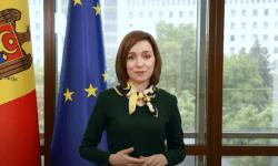 Maia Sandu donează 5000 de euro organizației SOS Autism Moldova