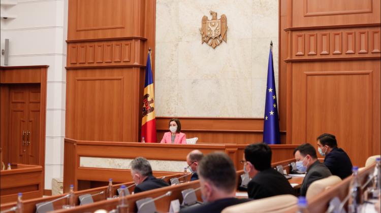 Maia Sandu: Finanțarea ilegală a campaniilor electorale este un pericol major pentru securitatea națională