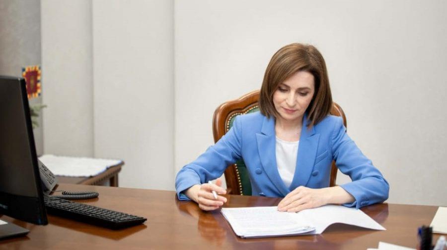 Președinția angajează, pe o perioadă nedeterminată, un nou șef al ServiciuluiConsiliului Suprem de Securitate