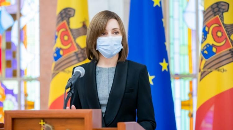 Maia Sandu despre votul în diasporă: Decizia de azi a CEC este una formală și insuficientă
