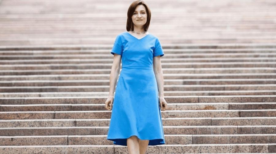 """La mulți ani, dragi chișinăuieni! Mesajul """"cald"""" al președintei Maia Sandu pentru Capitala țării"""