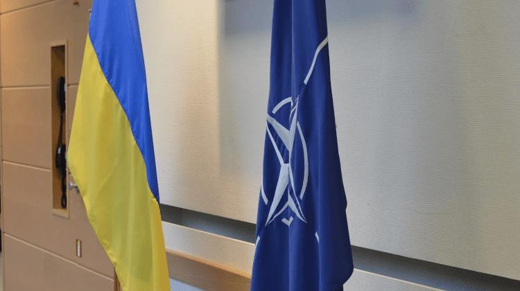 NATO trimite experți în Ucraina pentru a contracara amenințările hibride