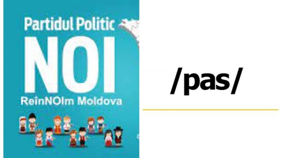 Au clonat PAS peste noapte. Un partid își schimbă denumirea, fiind asemănător cu cel fondat de Maia Sandu