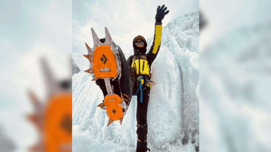 Prima moldoveancă – pe Everest! Olga Țapordei a reușit să atingă vârful. Cine a făcut anunțul