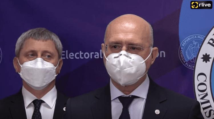 Filip e încrezut că PDM va ajunge în Parlament: Democrații au depus actele la CEC