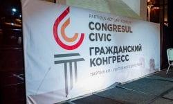 """(VIDEO) """"Congresul civic"""" a depus actele la CEC. Mark Tkaciuk și Iurie Muntean pe primele poziții"""