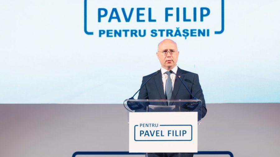 Pavel Filip: Cinci primari – la preț de 25 de mii de euro