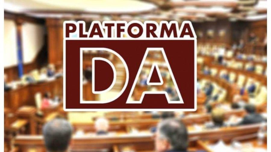 Cu ce a păcătuit? O singură deputată a Platformei DA lipsește din lista primilor 27 candidați din viitorul Parlament