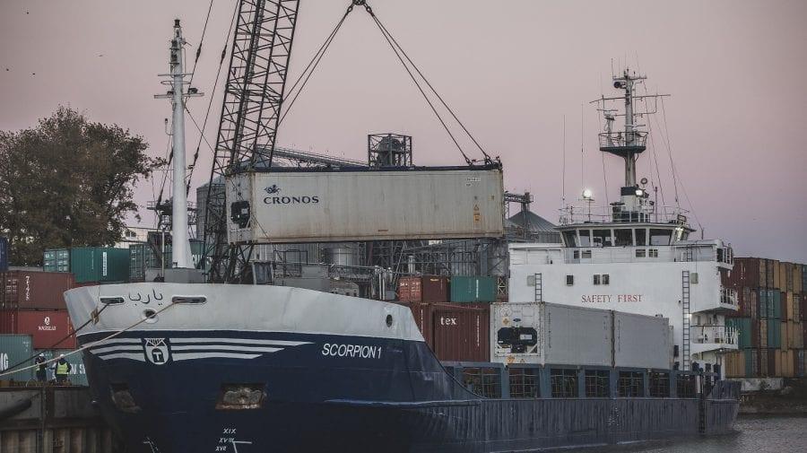 Slusari solicită în regim de urgență să se convoace CSS. A început încărcarea grâului pe navă în Portul Giurgiulești