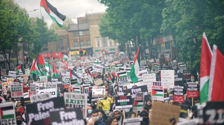 Escaladarea războiului dintre Israel și Palestina se răsfrânge și asupra Europei. Ample proteste în orașe europene