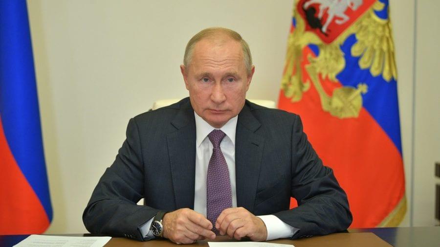 Putin a spus că în Rusia nu va schimba nimic, când se va alege un alt președinte