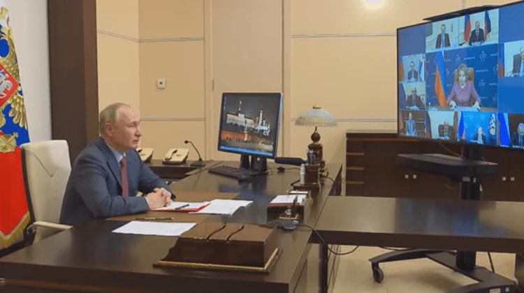 """Putin i-a spus """"verde-n ochi"""" Ambasadorului Moldovei la Moscova că pledează pentru un statut special Transnistriei"""