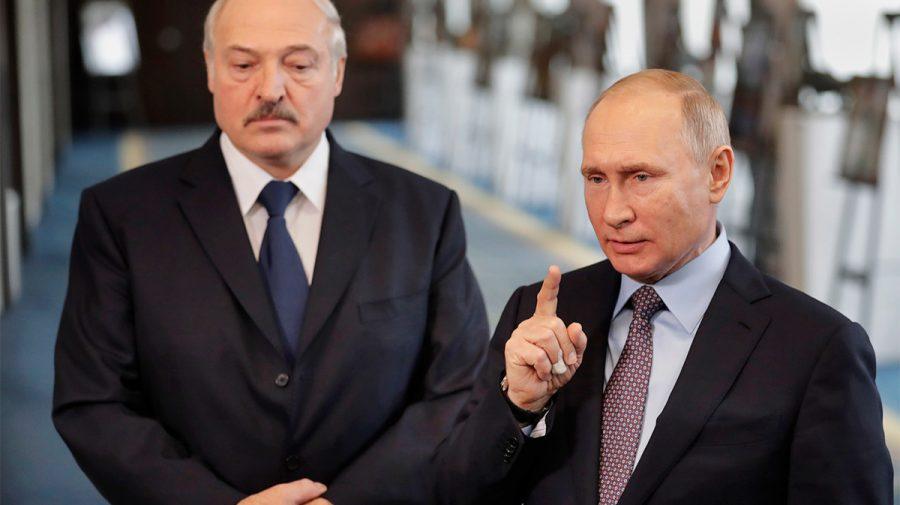 """Putin și Lukașenko au numit evenimentele legate de Belarus drept o """"izbucnire emoțională"""""""