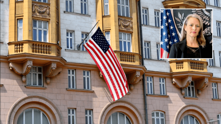Secretarul de presă al Ambasadei SUA este expulzat din Rusia