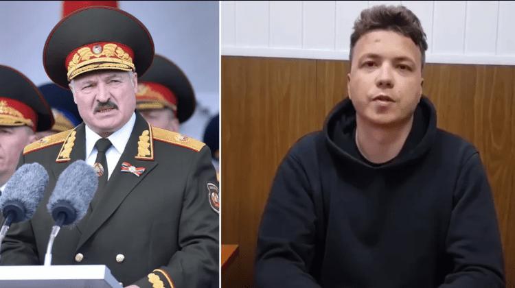 Federația Internațională și cea Europeană a Jurnaliștilor solicită eliberarea imediată a lui Roman Protasevici