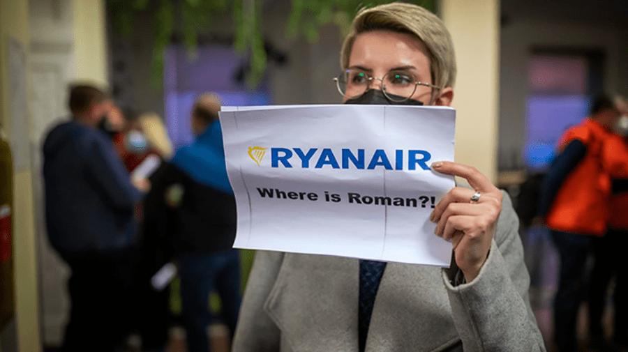 Ryanair condamnă incidentul care a avut loc ieri la Minsk: Este un act de piraterie aeriană