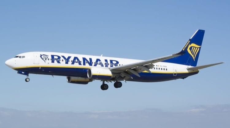 Compania Ryanair s-a trezit cu un val de învinuiri pe online! Cine a anunțat piloții despre o posibilă bombă la bord