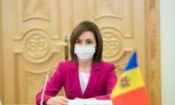 Maia Sandu anunță când, unde și cu ce vaccin se va imuniza. Presa invitată să reflecte evenimentul