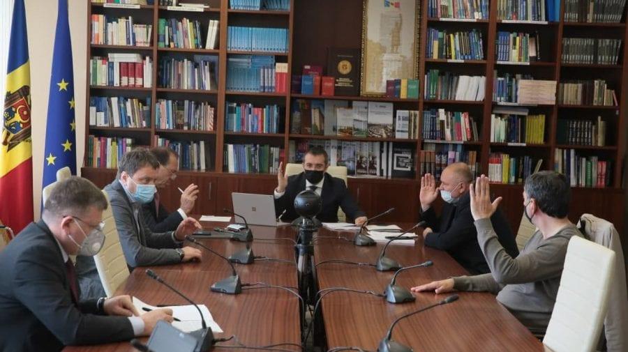 Ultima ședință a Comisie securitate națională. A fost audiat raportul privind incidentul din Zona de Securitate