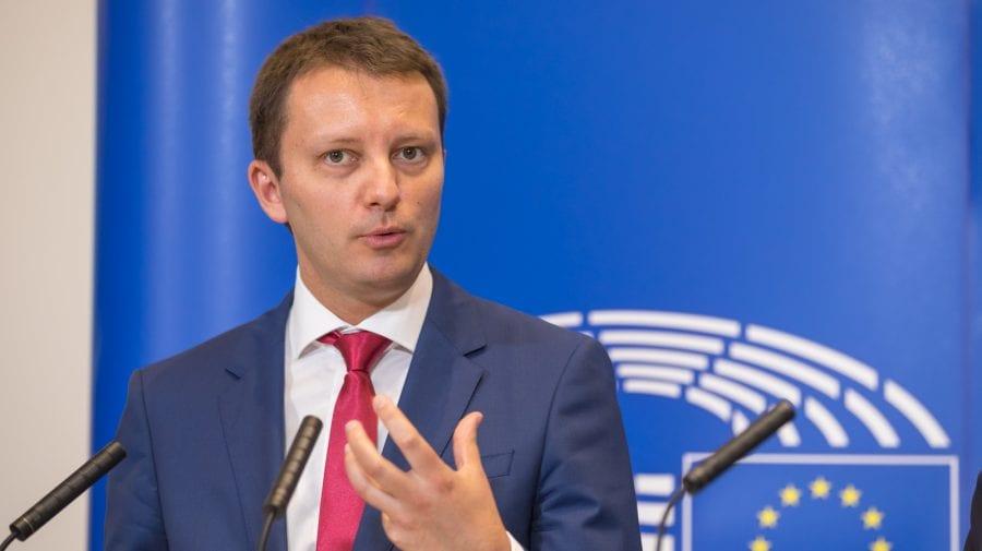 Siegfried Mureșan: Singurul om politic din R Moldova, care a vrut să dea țara străinilor, este Igor Dodon