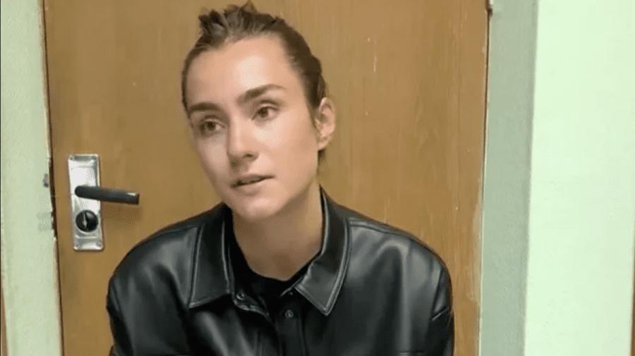 (VIDEO) Sofia Sapega, iubita fostului redactor-șef NEXTA, riscă până la 12 ani de închisoare!