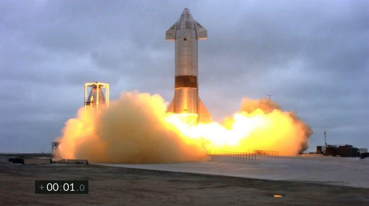 (VIDEO) Prototipul rachetei SpaceX Starship a aterizat cu succes în Texas