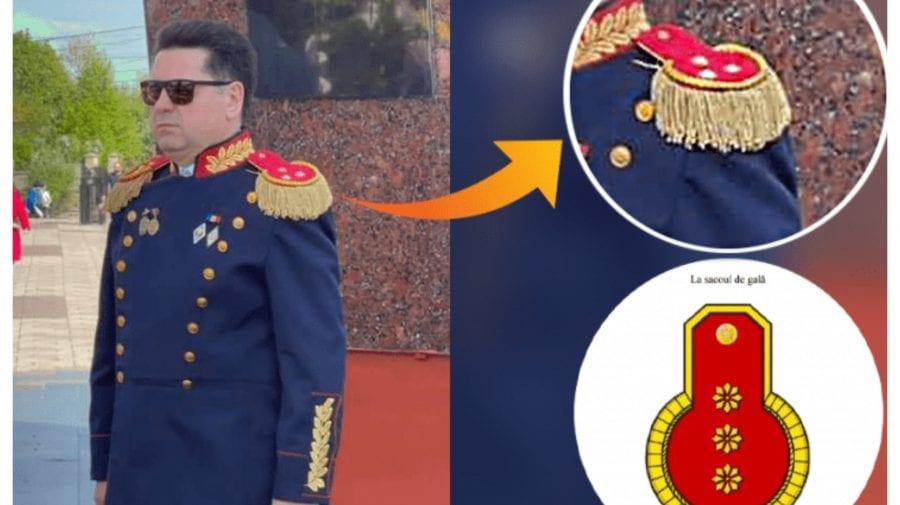 După mai bine de o săptămână, Ministerul Apărării vine cu o reacție privind uniforma purtată de Gațcan